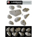 Presas Laminam Medium Set JM Climbing