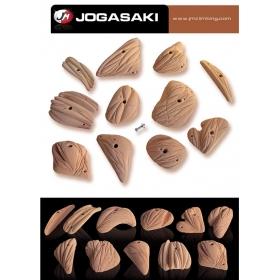 Holds Jogasaki Set JM Climbing