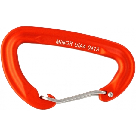 6 Straight Carabiners Minor Faders