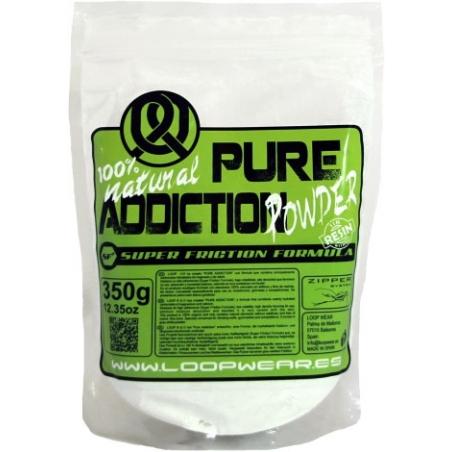 Chalk Pure Addiction Powder 350 gr (5 Units) LoopWear
