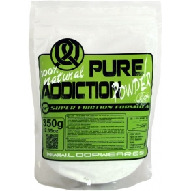 Chalk Pure Addiction Powder 350 gr (5 Units) Loop Wear