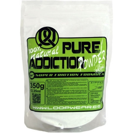 Magnesio Pure Addiction Powder 350 gr (10 Unidades) LoopWear