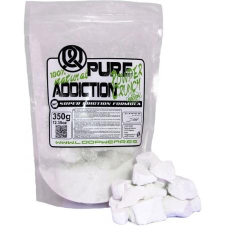 Magnesio Pure Addiction Crunch 350 gr (10 Unidades) LoopWear
