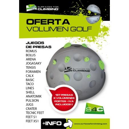 Oferta Volumen Golf S4C