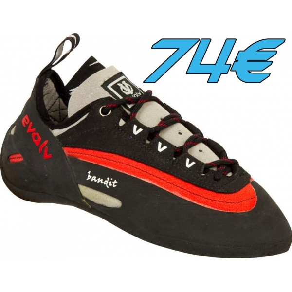 Climbing Shoes Bandit Lace Evolv