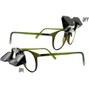 Gafas Asegurar Clip Up Y&Y