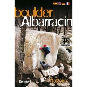 Libro Boulder Albarracin Desnivel