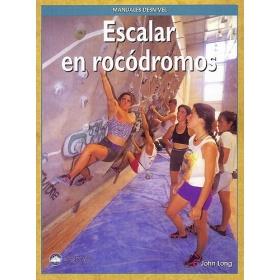 Libro Escalar en Rocodromos Desnivel