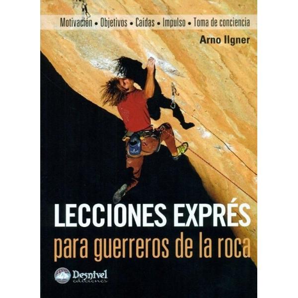 Libro Lecciones Expres para Guerreros de la Roca Desnivel