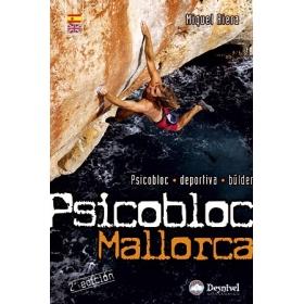 Libro Psicobloc Mallorca Desnivel