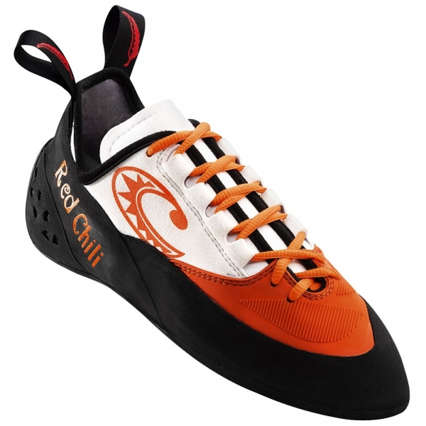 Climbing Shoes Habanero Lace Red Chili