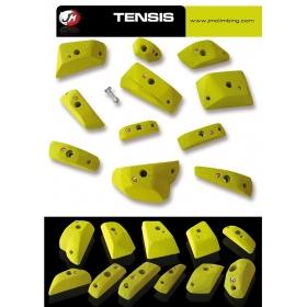 Holds Tensis Set JM Climbing