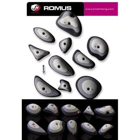 Holds Romus Set JM Climbing