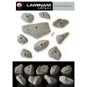 Presas Laminam Medium Set JM Climbing