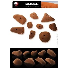 Holds Dunes Set JM Climbing