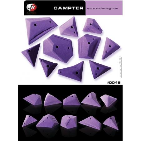 Holds Campter Set JM Climbing