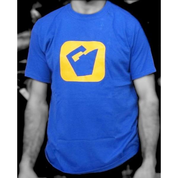 Camiseta Original Man Iron It! Climbing
