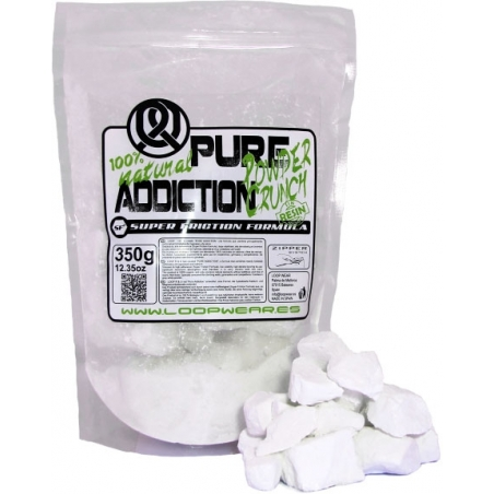 Chalk Pure Addiction Crunch 350 gr (5 Units) LoopWear