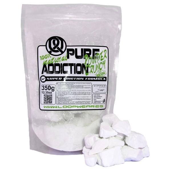 Magnesio Pure Addiction Crunch 350 gr (7 Unidades) Loop Wear