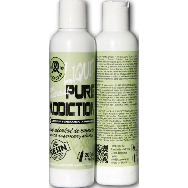 Chalk Pure Addiction Liquid 200 ml (5 Units) Loop Wear