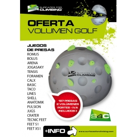 Oferta Volumen Golf S4C
