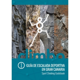Book Sport Climbing Guidebook Gran Canaria