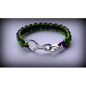 Jewel Bracelet 8 Paracord Moncho M