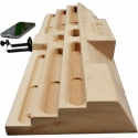 Tabla Asymmetric Board RoKodromo