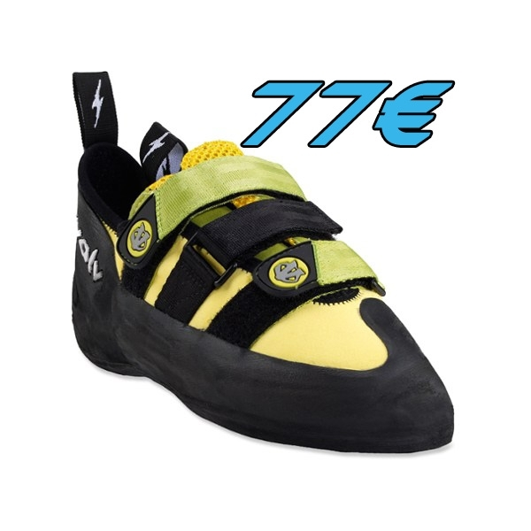 Climbing Shoes Pontas II Evolv