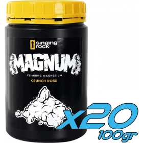 Chalk Magnum 100gr (20 Units) Singing Rock