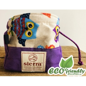 Chalk Bag Owl Sierra