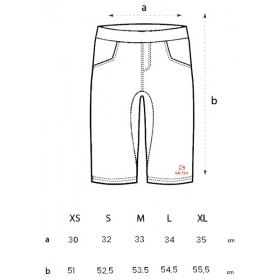 Shorts V12 Light Grey Sierra 04