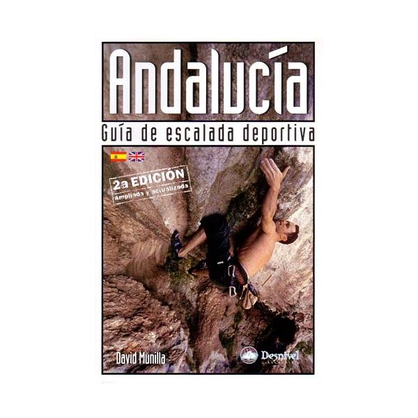 Libro Andalucia - Guia de Escalada Deportiva Desnivel