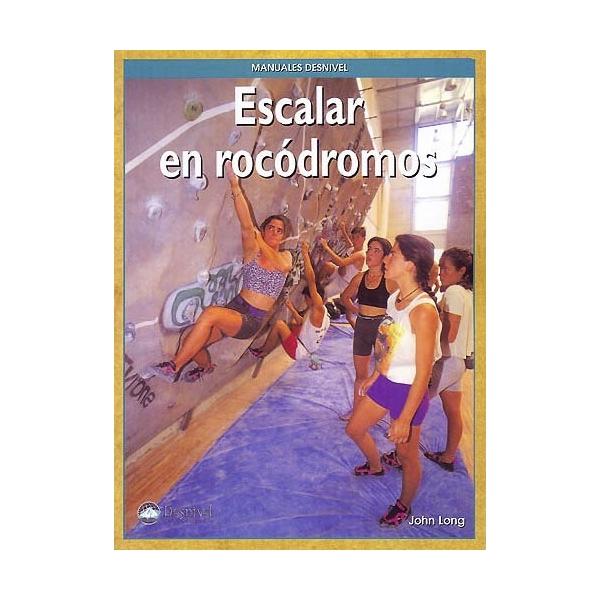 Libro Escalar en Rocodromos