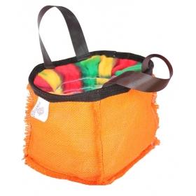 Chalk Bag Nature Orange (Boulder) Momou